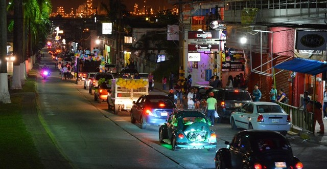 "Autoridades Municipales invitan al Primer ""Papaqui"" del ""Carnaval Regional Minatitlán 2016"""