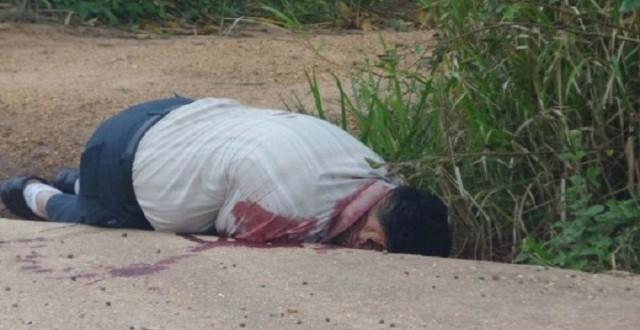 Aparece otro ejecutado tirado en la antigua de Minatitlán – Coatzacoalcos