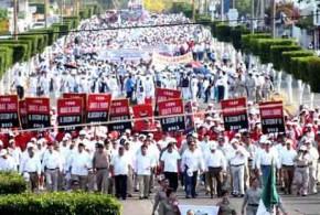 """Más de 10 mil trabajadores participarán en el desfile del Día del Trabajo"""": CTM"""