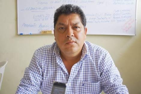 """Debate entre candidatos a diputado local del distrito 28, organizado por el OPLE debe realizarse en Minatitlán"""" Javier Soberano"""