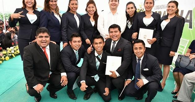 Se gradúa Décimo Primera Generación del ITSA