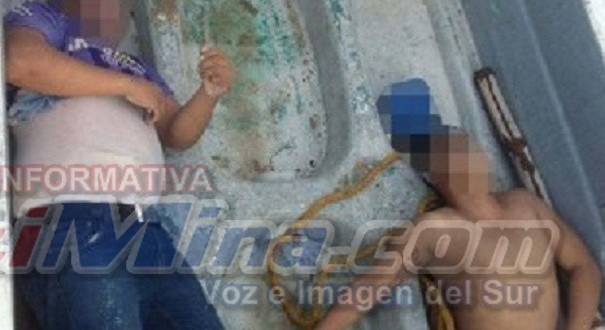 """Se ahogan dos hermanos en """"El Jagüey"""""""