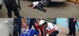 Asesinan a una mujer y a su chófer en Coatzacoalcos