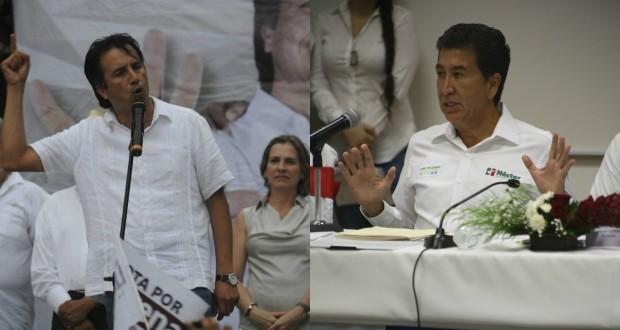 Encuesta muestra empate entre PRI y Morena en Veracruz