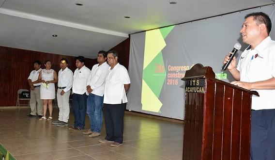 Realiza Tec Acayucan segundo Congreso de Construcción y Energía