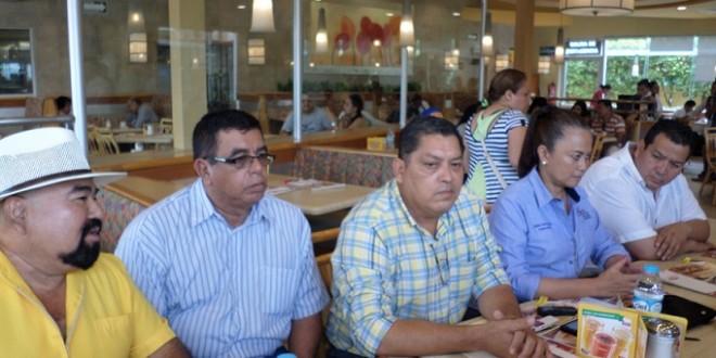 Javier Soberano Torres, pide una campaña limpia y de propuestas.