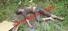 Encuentran muerto a una persona en la colonia Salinas de Gortari