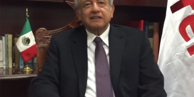"""Escándalo en Veracruz no afectará a AMLO"", dice candidato de Morena a la gubernatura de Coahuila."