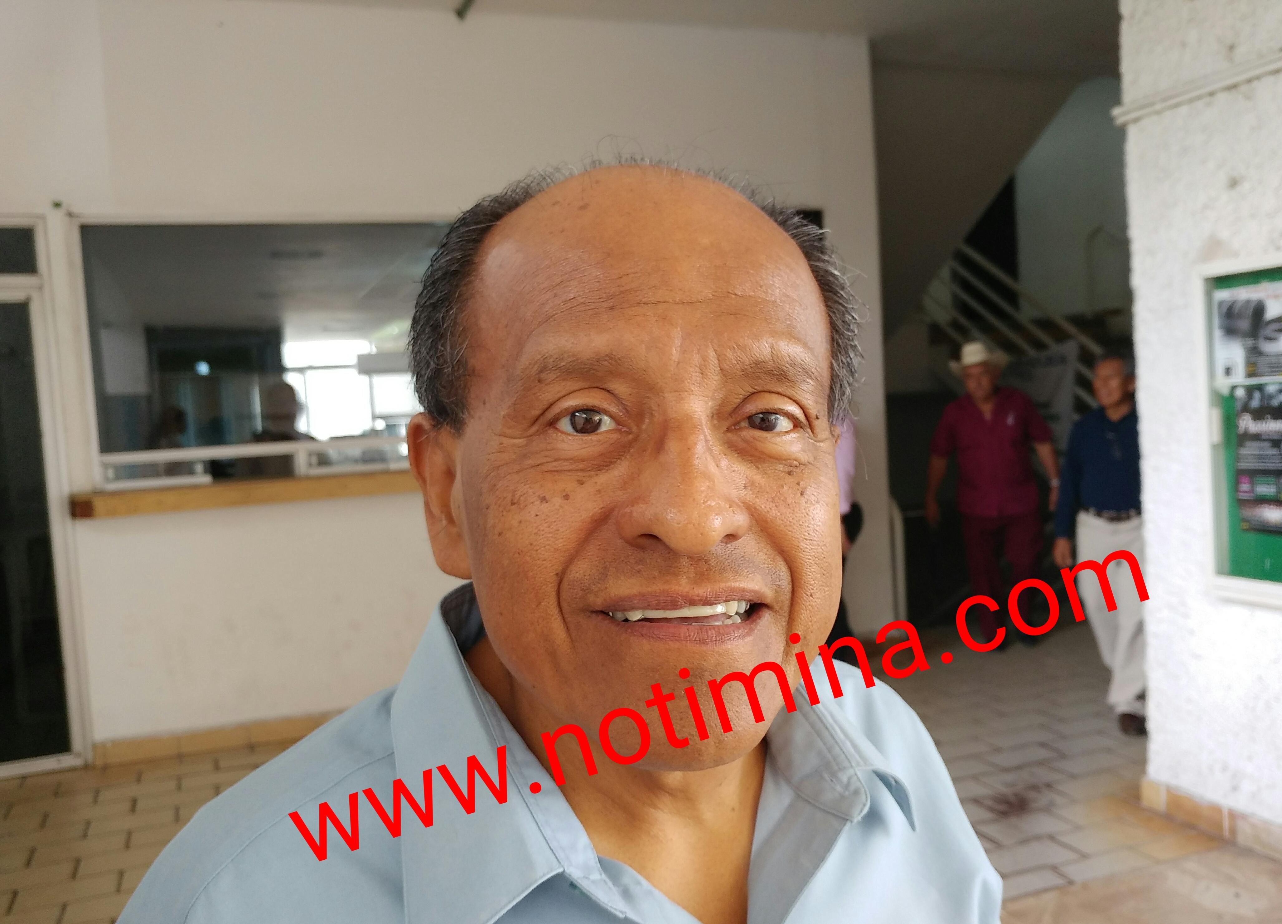 Limpia en el Consejo Ciudadano de Seguridad de Minatitlán
