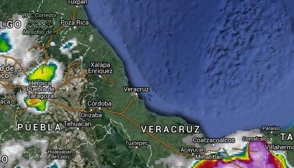 Tiembla en Veracruz; sismo de 4.8 grados se sintió este viernes