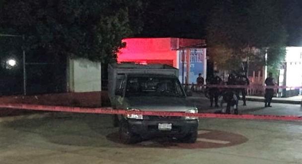 Lo asesinan al interior de su camioneta en el municipio de Mecayapan