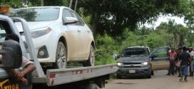 Rescatan fuerzas policiales a dos personas y abaten a seis presuntos secuestradores