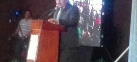 El Diputado Federal José Luis Saenz rinde su Primer Informe de Actividades Legislativas