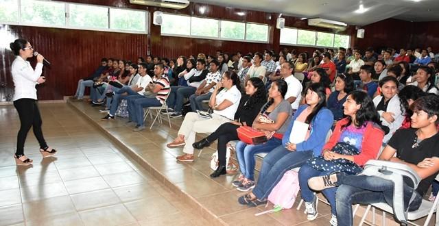 Realiza ITSA curso de inducción a alumnos de nuevo ingreso