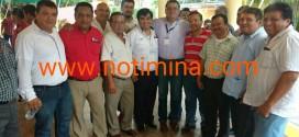 Frente de Taxistas de Minatitlán, apoyan el trabajo del Director de Tránsito y Transporte