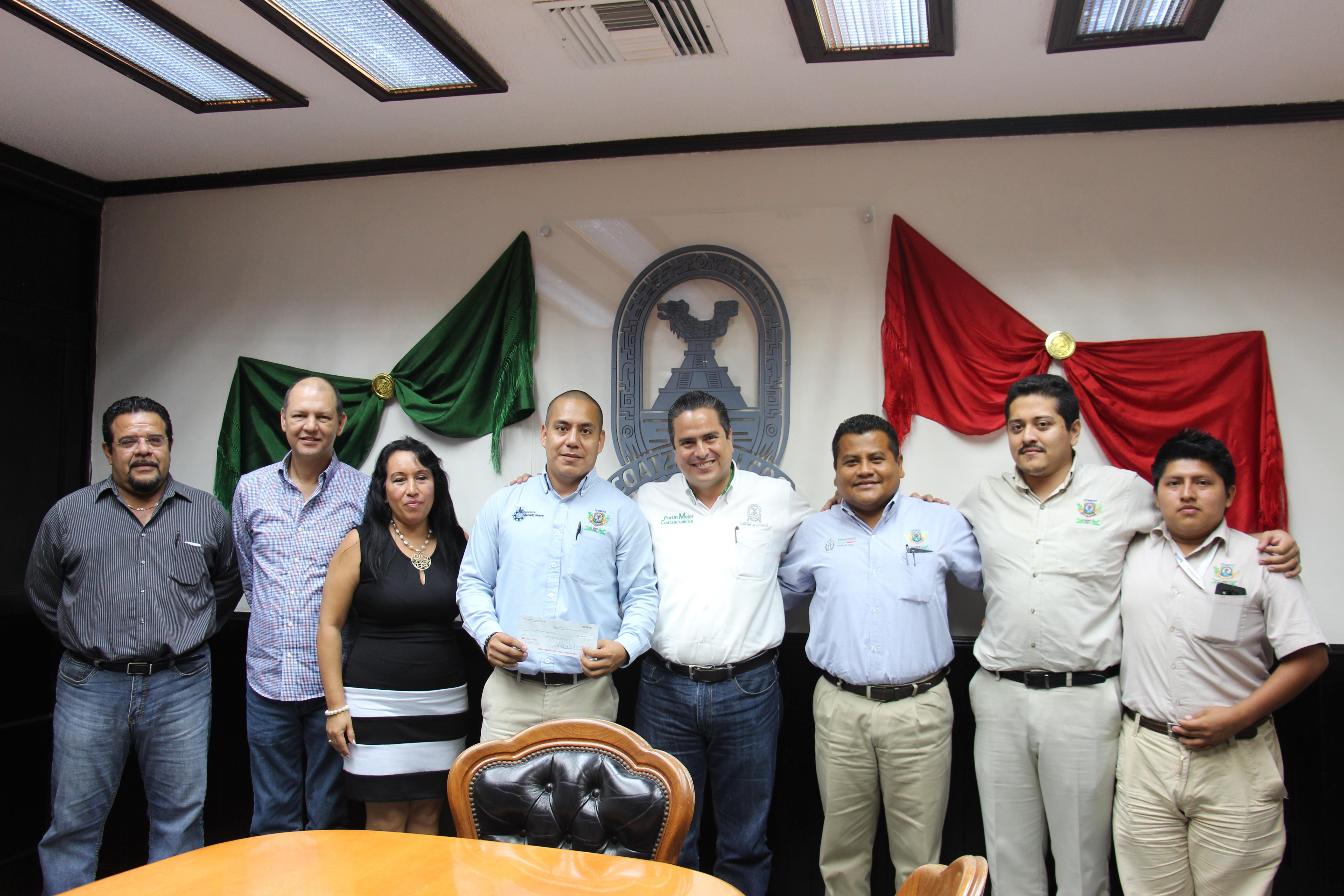 En Rumania, ITESCO representara a México