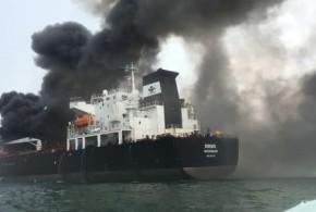 Pide senador Héctor Yunes investigar causas del incendio del buque Burgos