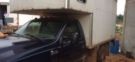 Asegura Policía Estatal camioneta con reporte de robo e hidrocarburo de dudosa procedencia
