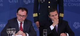 Fuera Luis Videgaray de la SHCP; por instrucciones de Peña Nieto