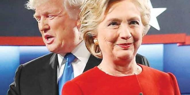 Trump atacó y Hillary dio soluciones