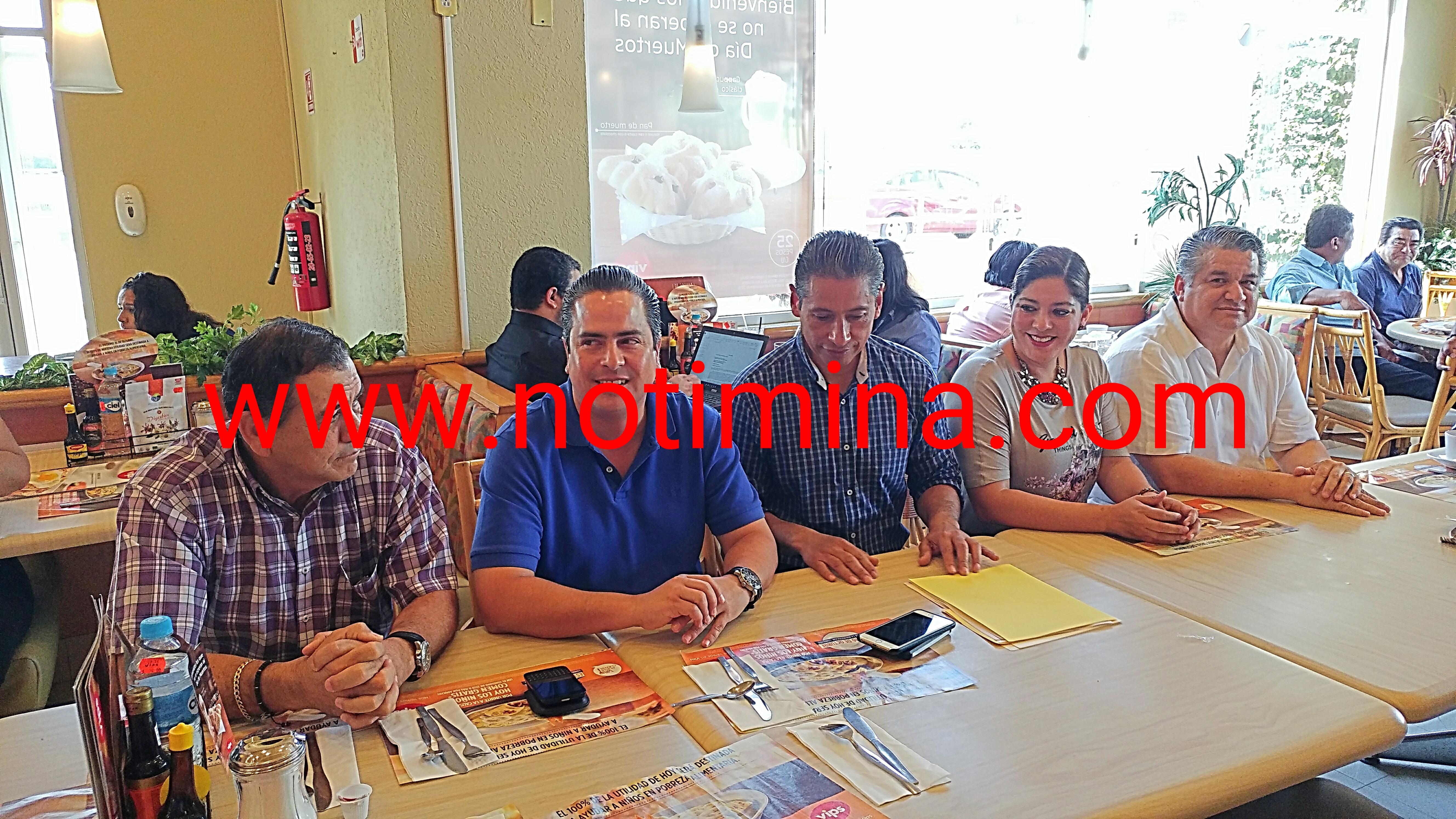 Alcaldes del Sur de Veracruz, reclaman pago de sus partidas ptesupuestales al Gobierno Estatal