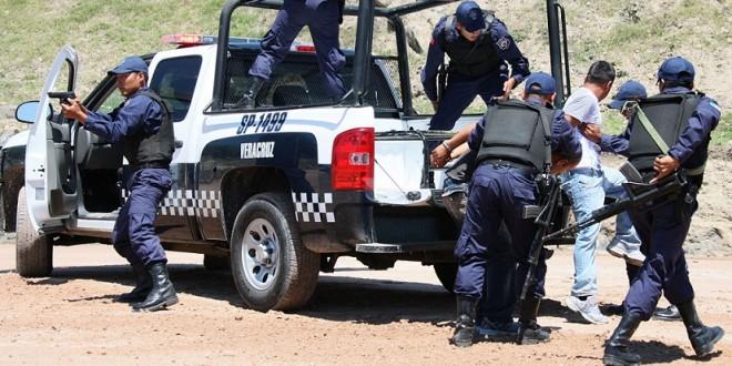 Desarticula Mando Especial Veracruz banda  de secuestradores, en Coatzacoalcos