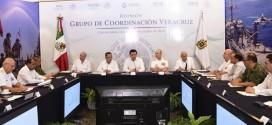 La Marina-Armada de México asumirá mando dedicado a labores de seguridad en Veracruz: Osorio Chong