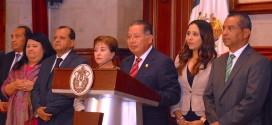 El Gobernador saliente Flavino Ríos Alvarado en su último mensaje, llama a la UNIDAD de Veracruz