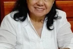 Lidia Domínguez de Fararoni, celebró un año más de vida.