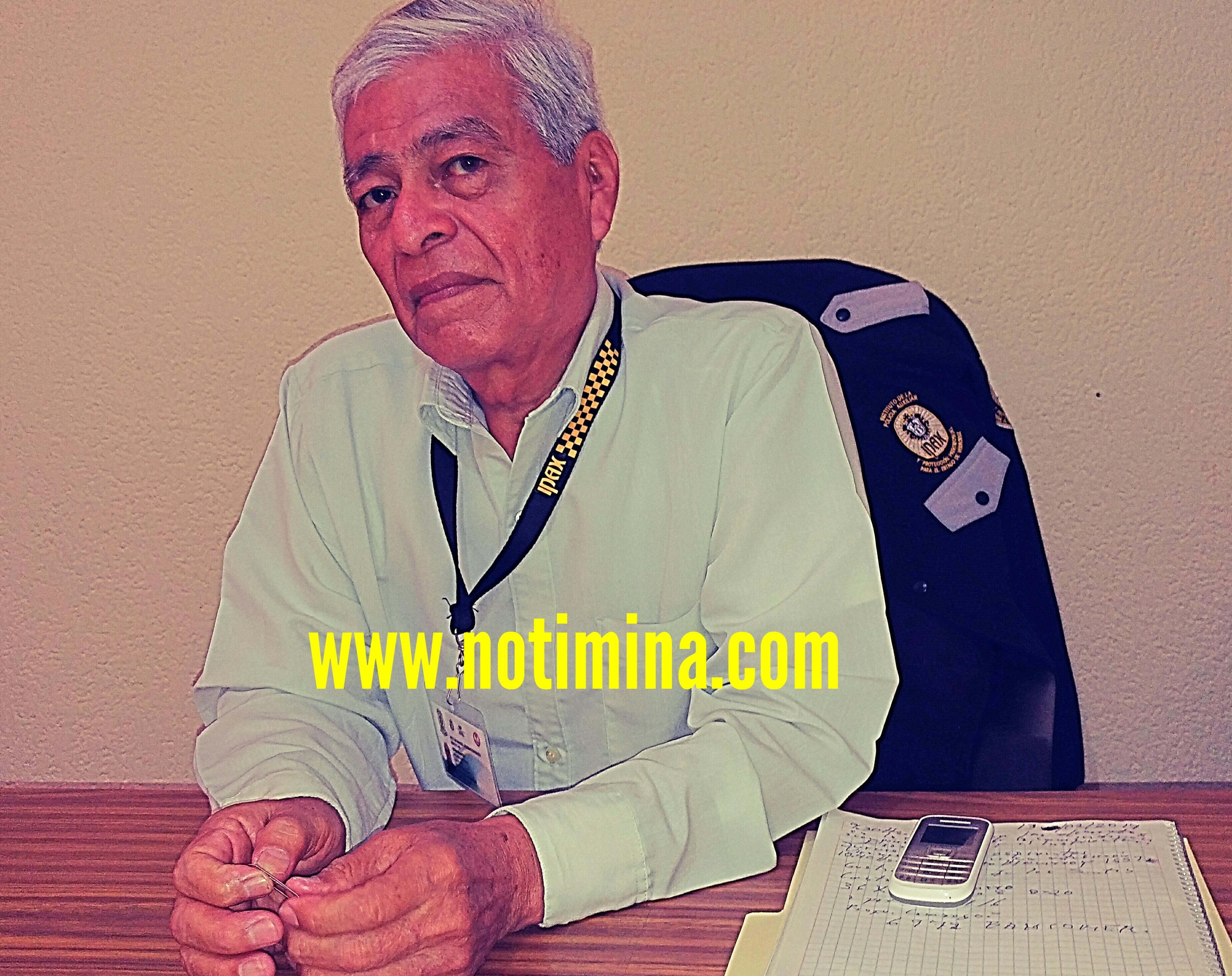 HÉCTOR MORENO ESPINOZA…ESTRENA CARGO EN EL IPAX MINATITLÁN.