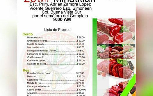 Todo listo para la Expo Carne CNC