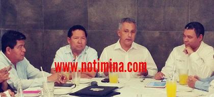 Abogados piden al fiscal la reubicación de  oficinas de la fiscalía en Minatitlán