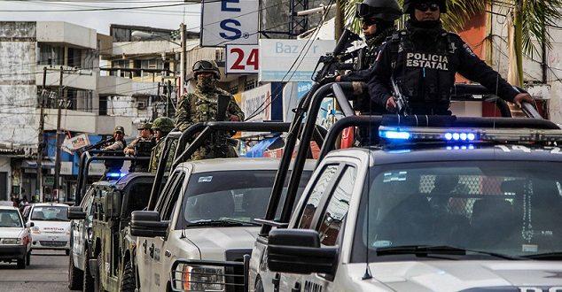 FUERZAS ARMADAS Y CORPORACIONES ESTATALES INTENSIFICAN PATRULLAJES EN MINATITLÁN