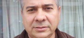Sergio Velázquez, fue electo nuevo dirigente del Frente Único de Concesionarios de Taxis
