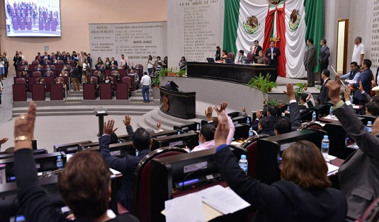 Rechaza LXIV Legislatura la reestructuración de la deuda del Estado de Veracruz