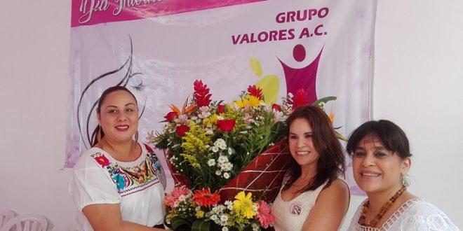 Grupo Valores, celebró el Día Internacional de la Mujer