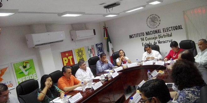 Aprueba INE 490 casillas electorales que se instalarán para el proceso electoral del 4 de Junio.