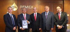 Alcanza Pemex en 2016 el índice de frecuencia de accidentes más bajo de su historia