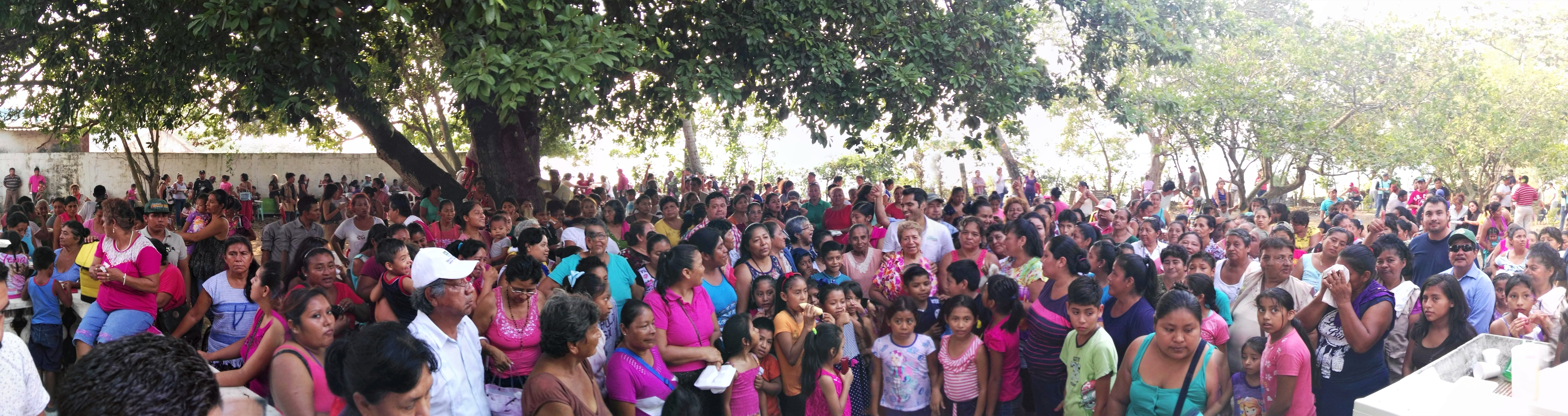 En Capoacán queremos que Ciro Porras sea Presidente de Minatitlán