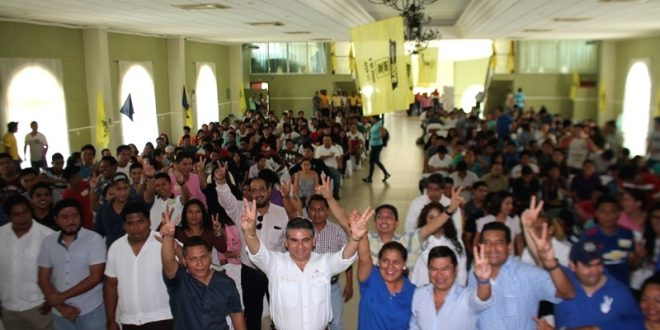 Jóvenes, aliados del cambio, con Nico Ruiz