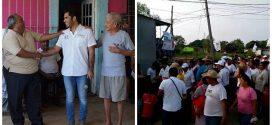 Más colonias se suman a Ciro Porras para llevarlo a la alcaldía del municipio