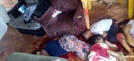 En Coatzacoalcos ejecutan a integrantes de una familia