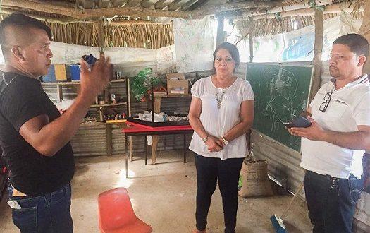 DIF MINATITLÁN COMPROMETIDO CON LA EDUCACIÓN INICIAL EN LA ZONA RURAL