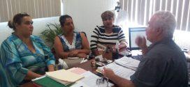 Autoridades educativas atienden queja de padres de familia de escuela Mi Patria es Primero