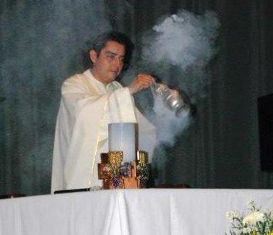El párroco Fernando Cerero Ugarte, será el nuevo párroco de la Iglesia San Pedro Apóstol.