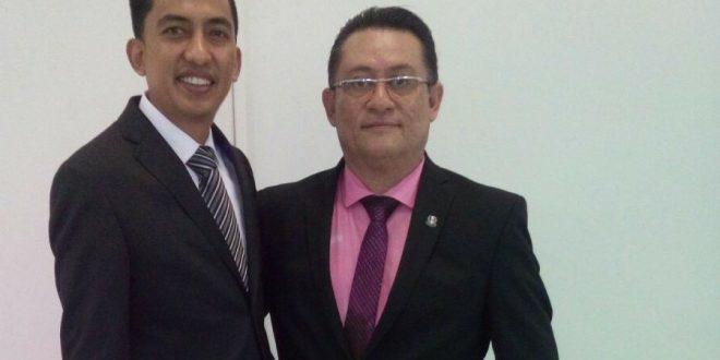 Jorge Javier Torres Jiménez, se graduó de Licenciado en Derecho