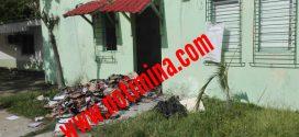 Incendio en Supervisión Escolar de Coatzacoalcos