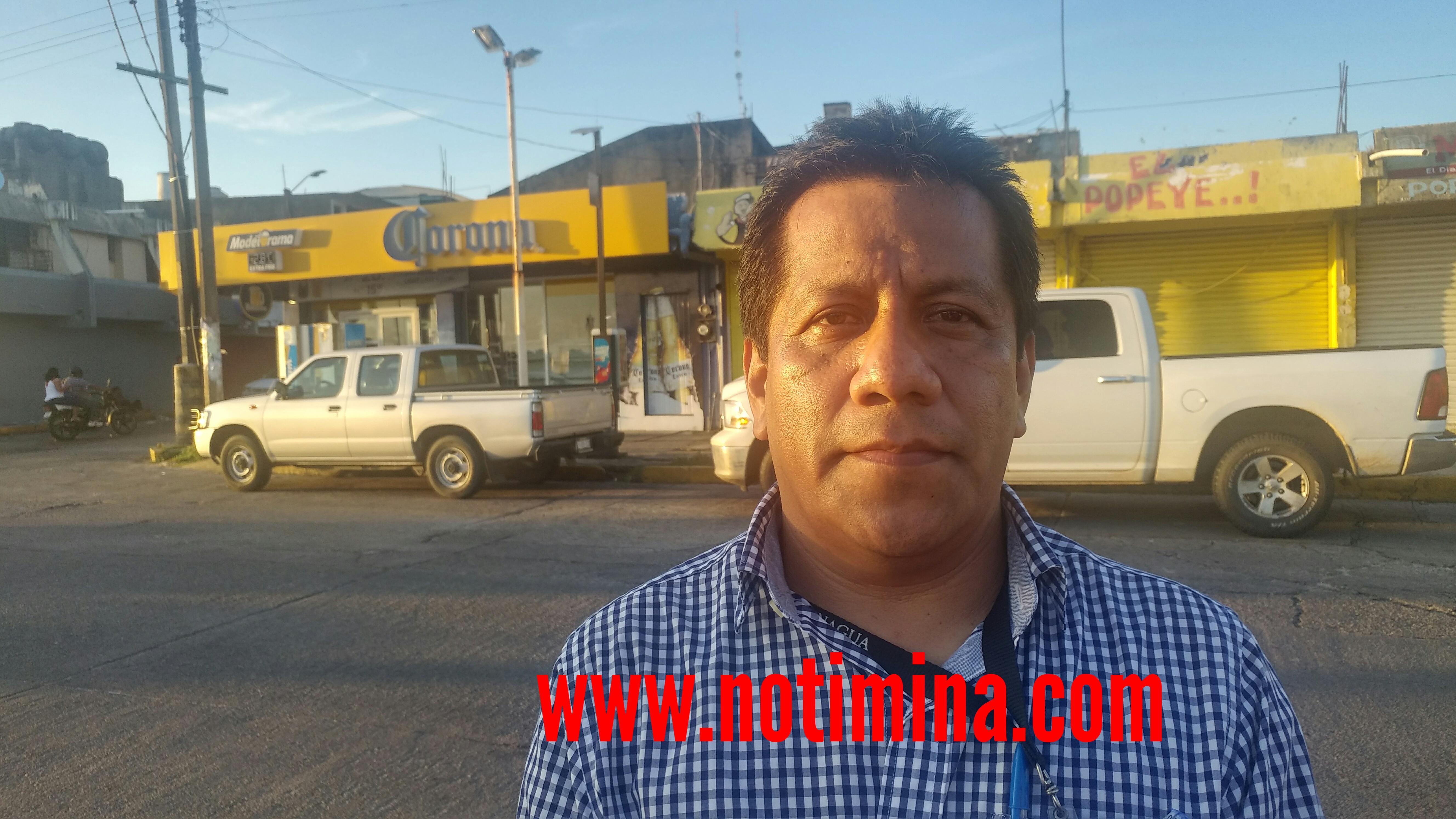 Urge reconstrucción del Malecón Ribereño de Minatitlán