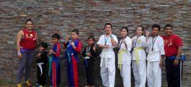 Éxitosa la participación de alumnos de IMC en combate de Kempo Chino en Tabasco.