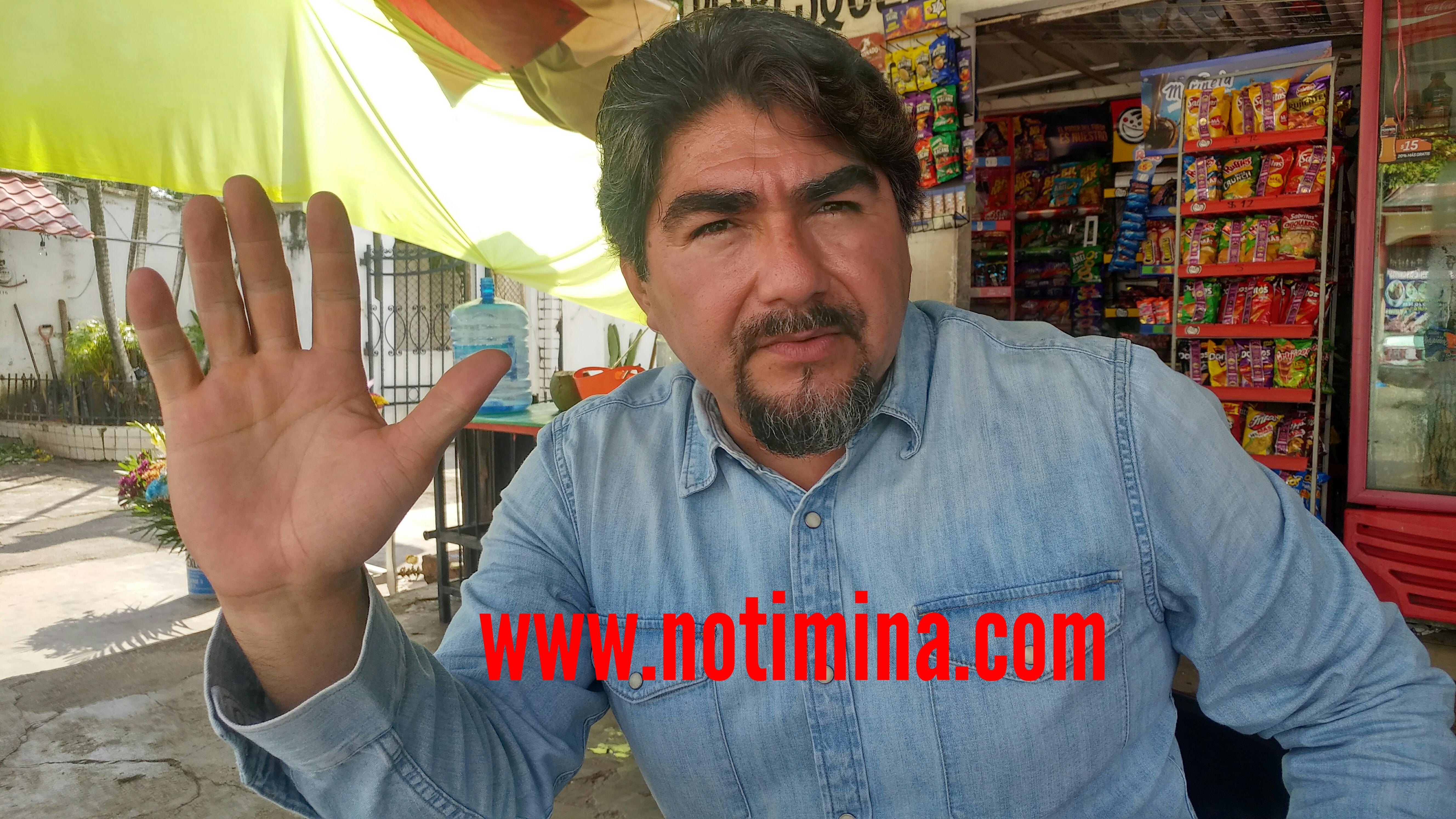 El Diputado Federal José Luís Saenz trabaja en gestiones para su distrito